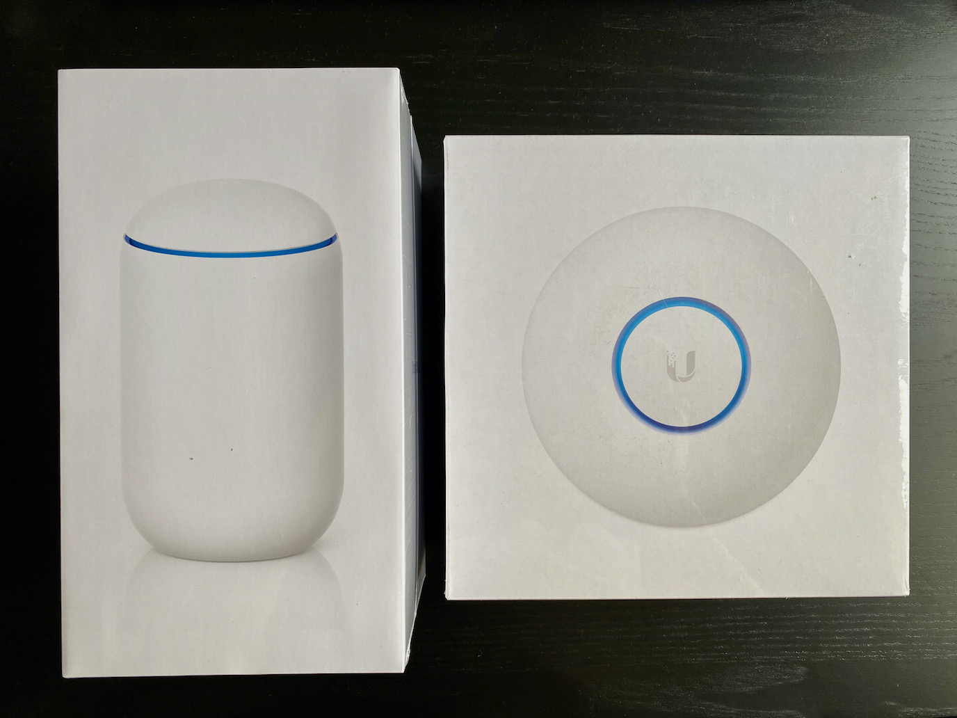 Unifi Dream Machine and NanoHD