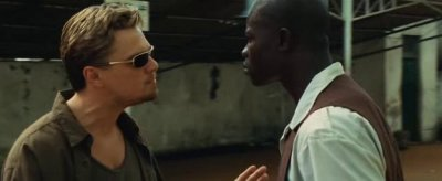 Blood Diamond - Danny and Solomon