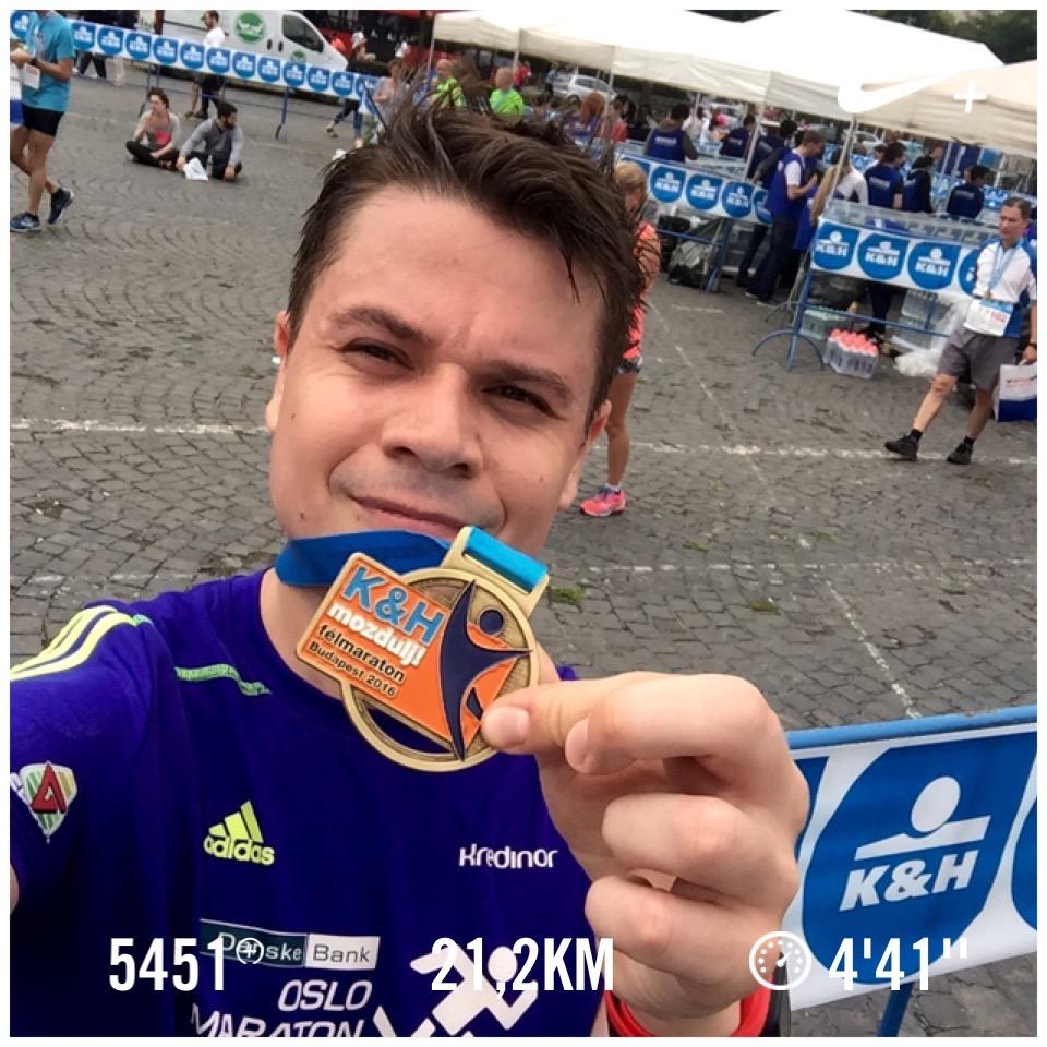 K&H half-marathon